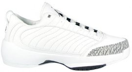 Jordan 19 (XIX) Original (OG) Low-White / Cement Grey-Black 308513-111