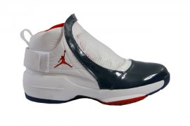 Jordan 19 (XIX) Original (OG)-East Coast (White University Red-Midnight Navy) 307546-161