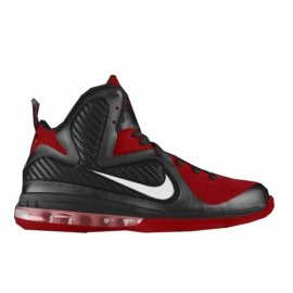ID Lebron 9 Preview Silvery White Red