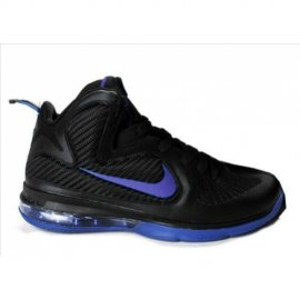Lebron 9 Black Royal Blue